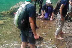 Na izvoru rijeke Kupe