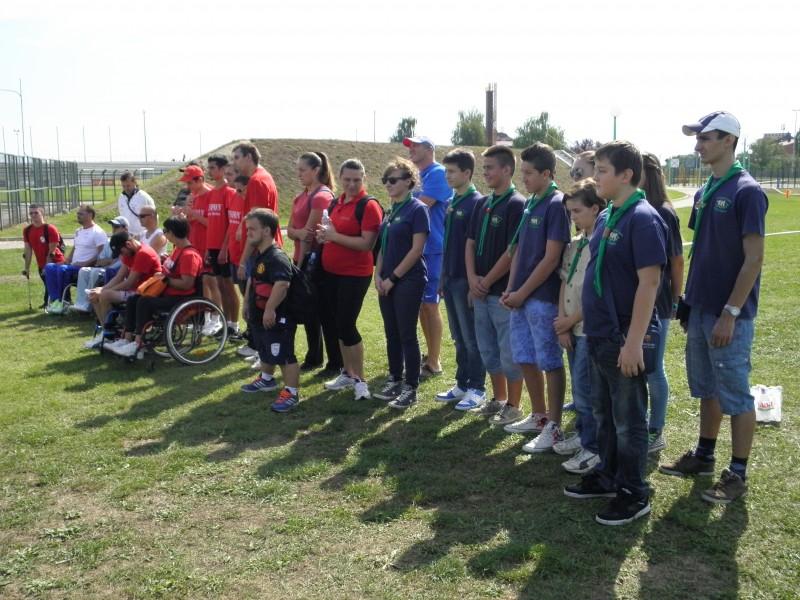 Read more about the article Turovci na I. atletskom mitingu sportaša s invaliditetom