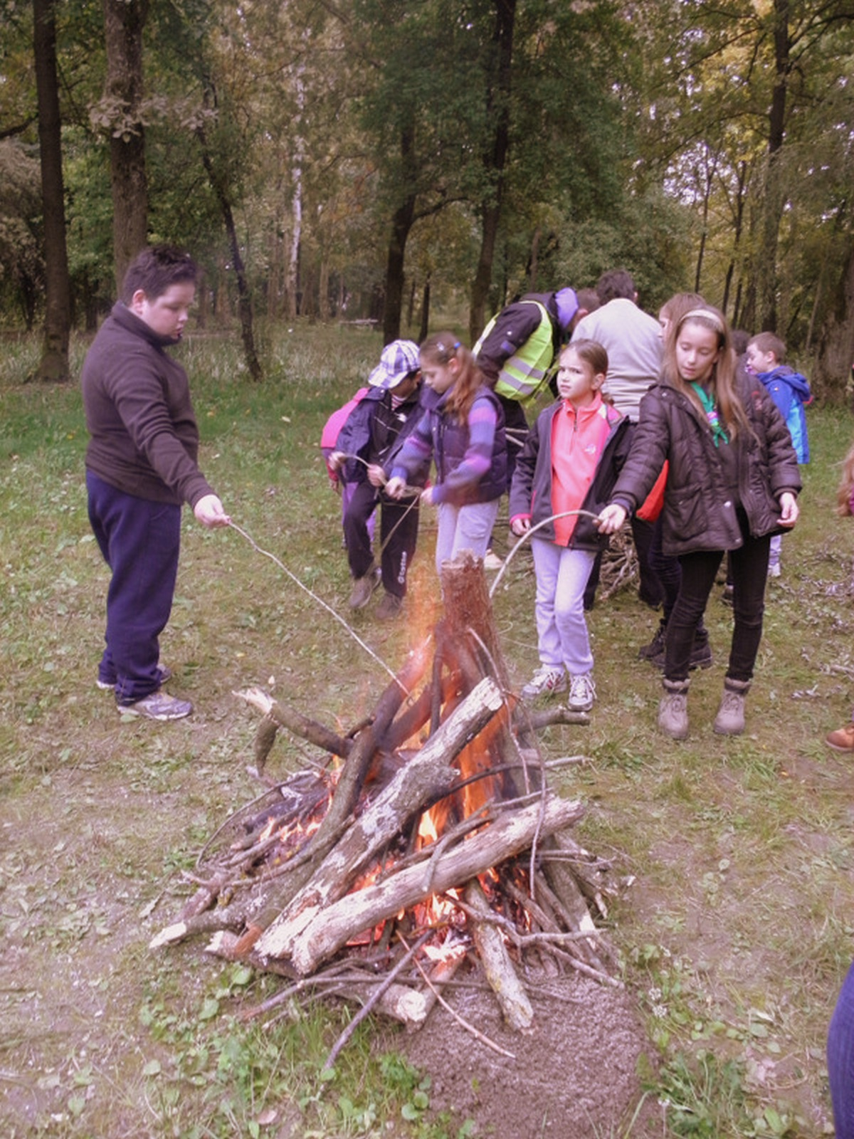 Read more about the article Rujanski izlet u Lukavec grad