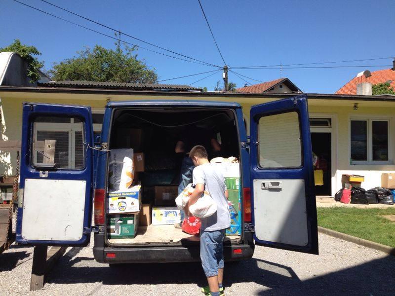 Read more about the article Prikupljanje pomoći za poplavljena područja Slavonije !