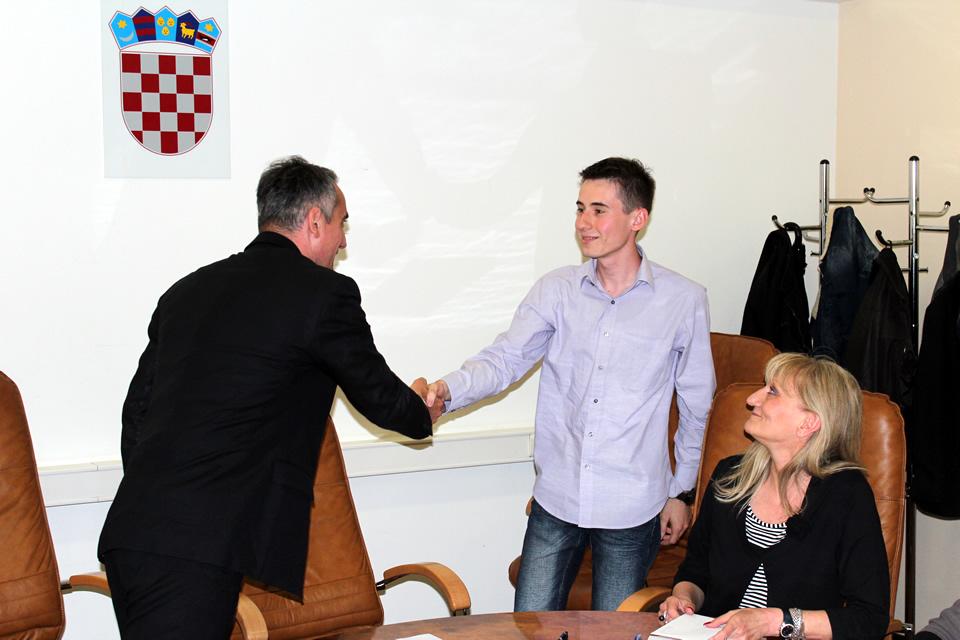 "You are currently viewing IO ""Tur"" dao predsjednika Savjeta mladih Grada Velike Gorice"