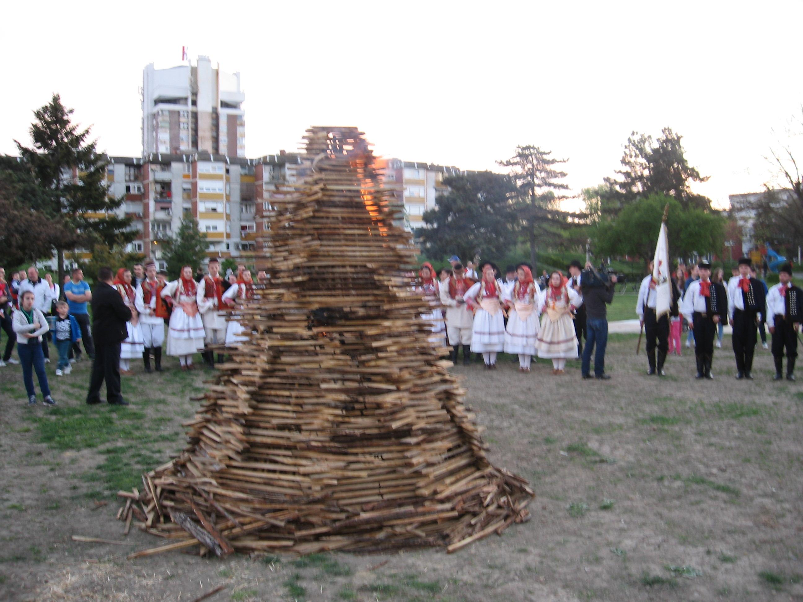 Read more about the article Jurjevski krijes u Velikoj Gorici