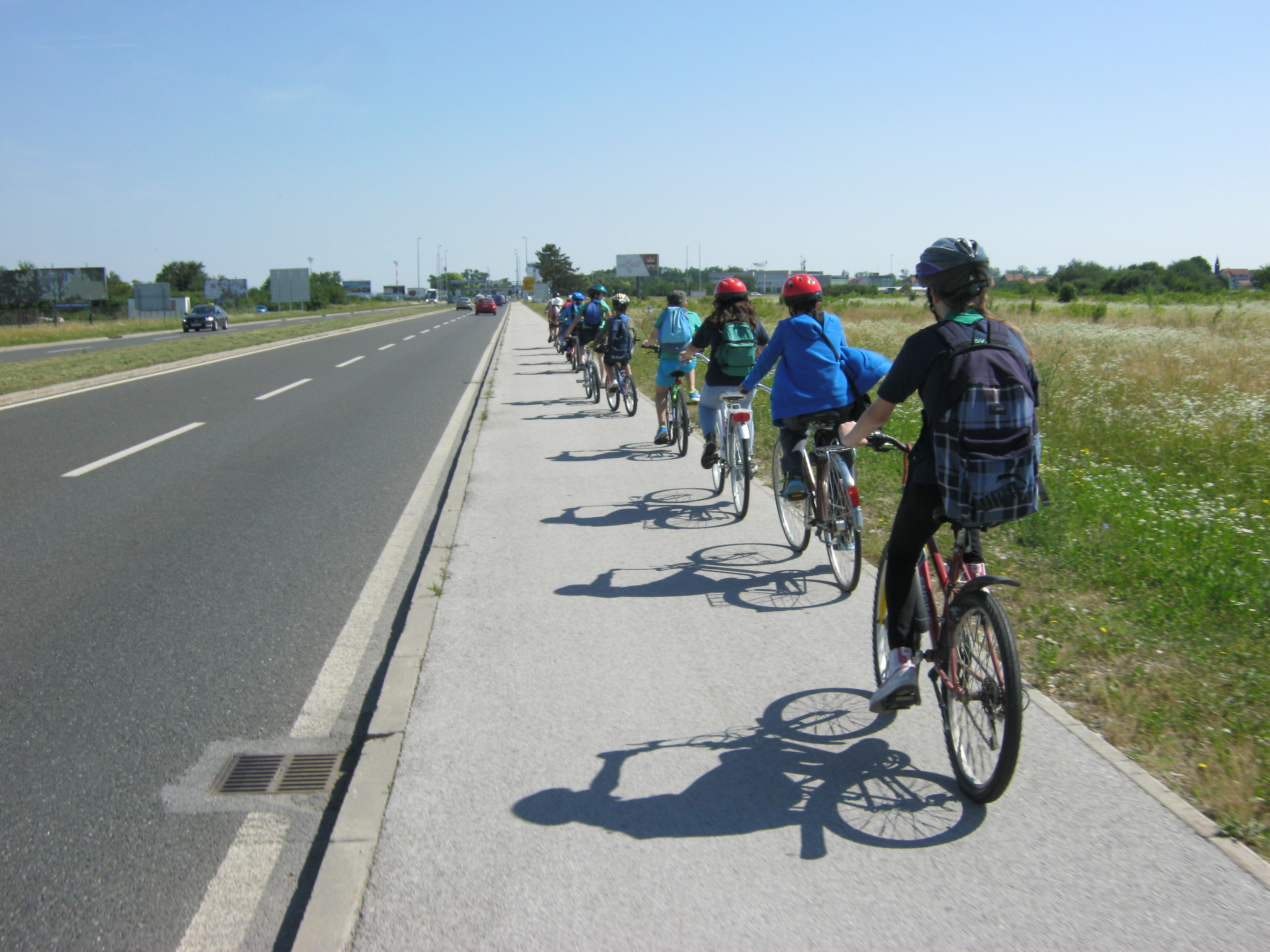 Read more about the article Kako smo se proveli na biciklijadi?