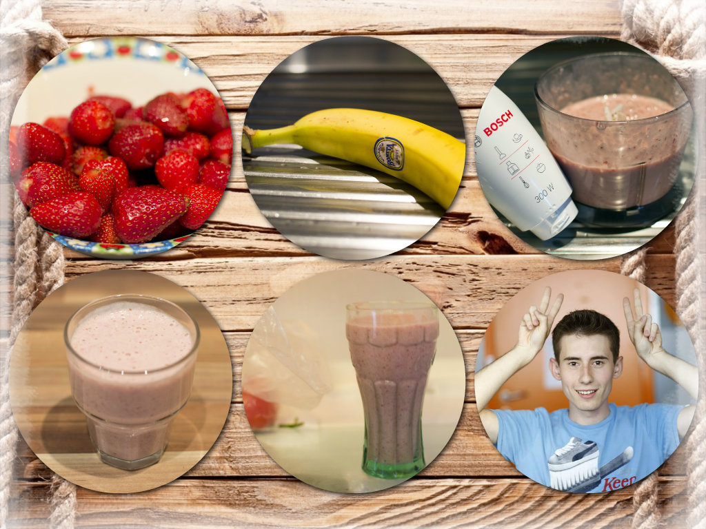 Read more about the article Scout smoothie :)