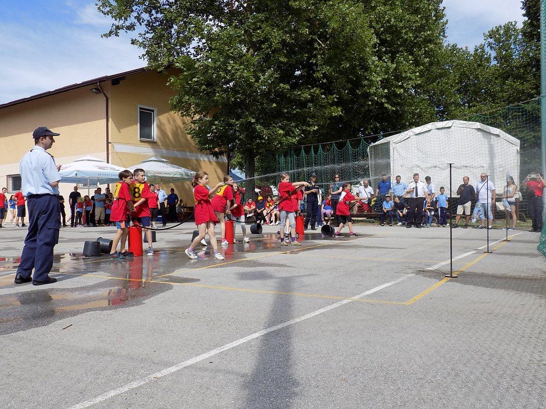 Read more about the article Posljednje vatrogasno natjecanje pred logorovanje