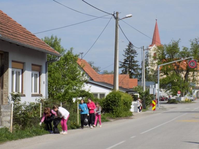 Read more about the article Zelena čistka u Šćitarjevu