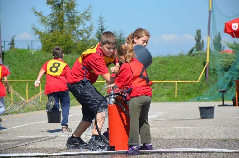 Read more about the article Počinju pripreme skautskih vatrogasnih ekipa