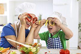 Read more about the article Igra s hranom zbližava