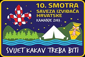 Read more about the article PRIJAVNICE: Smotra i Logorovanje 2017.