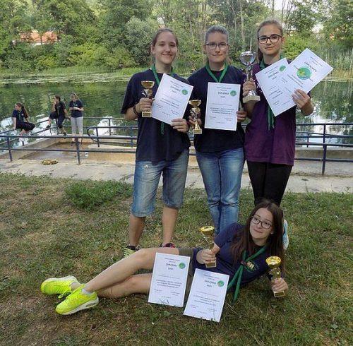 """Read more about the article """"Panjevi"""" osvojili međunarodnu skautsku olimpijadu u Dugoj Resi"""