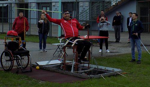 You are currently viewing Pomoć skauta na atletskom mitingu u Velikoj Gorici