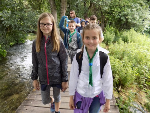 Read more about the article Zašto je kretanje važno za djecu?