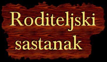 You are currently viewing Izvještajni susreti za roditelje