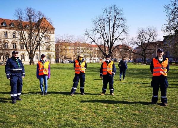 Read more about the article Izviđači aktivni u sustavu Civilne zaštite