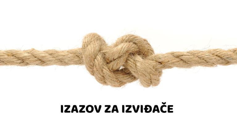 Read more about the article Izazov za izviđače – Vežemo čvorove!