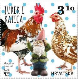 Read more about the article Jeste li znali (?) – Turopoljska patuljasta kokoš izvorna je pasmina