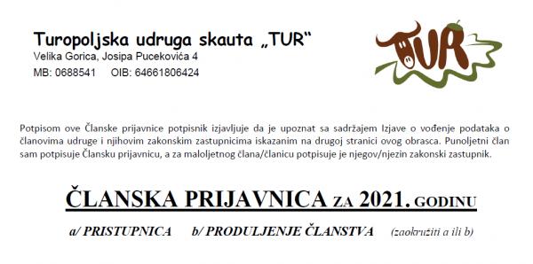Read more about the article NUŽNI OBRASCI: Upisnica, Prijavnica, GDPR izjava te Uplatnica