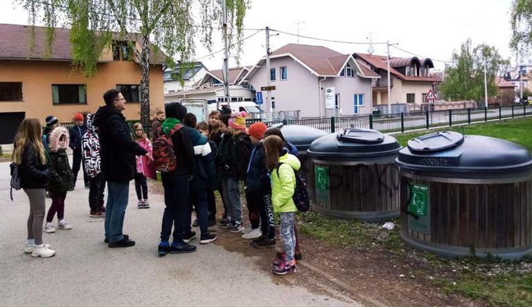 Read more about the article Ekološka edukacija u čast planeta